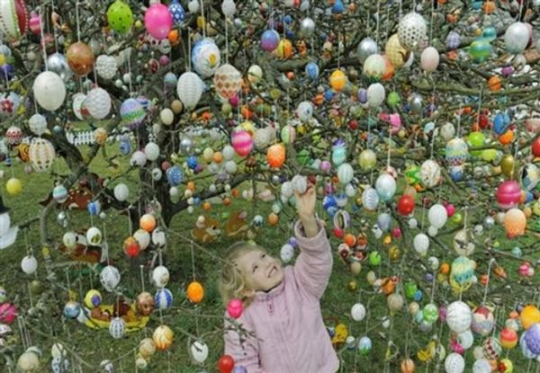 Easter Tree (7 pics)