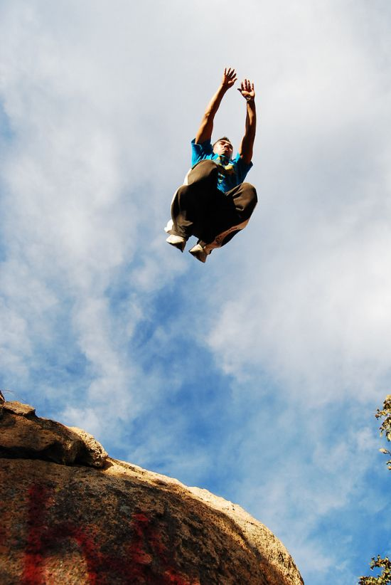 Parkour Action Photography (31 pics)