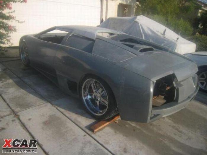 Self Made Lamborghini (35 pics)