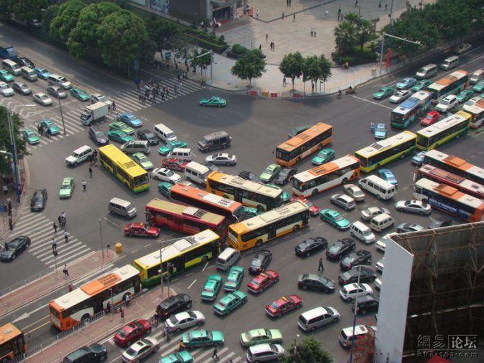 Traffic Jam (4 pics)