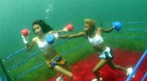 Underwater Sports (16 pics)