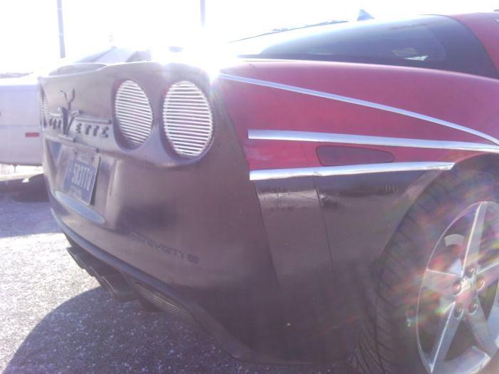 The World's Worst Custom Corvette (13 pics)