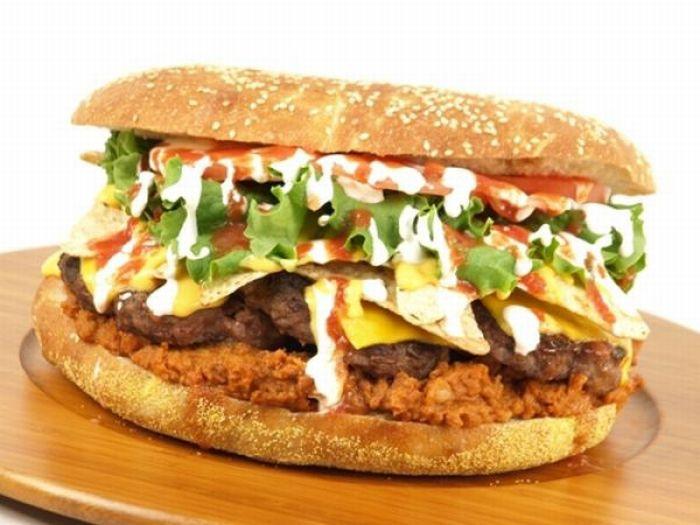 Heart Attack Burgers (49 pics)