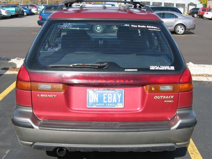 Internet Geeks License Plates (16 pics)
