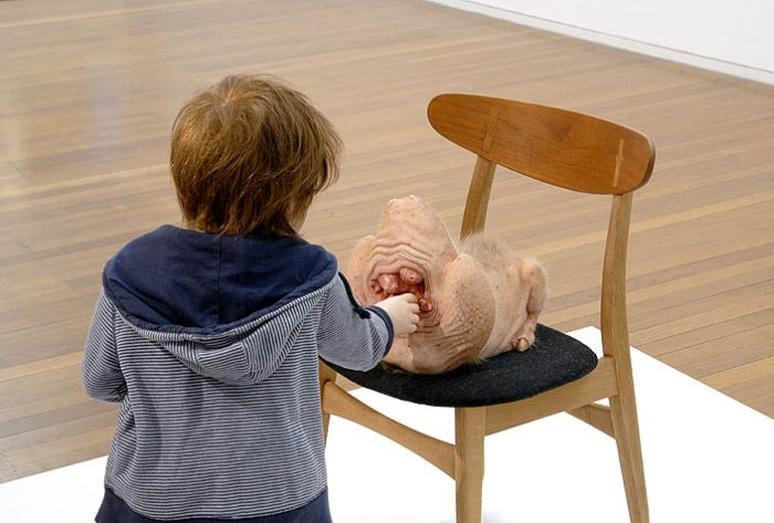 The Most Controversial Art Sculptures by Patricia Piccinini (34 pics)