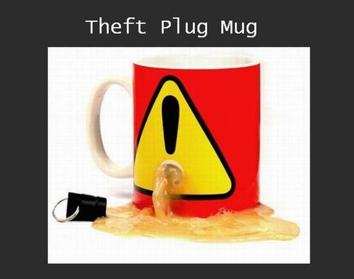 Awesome Anti-Theft Inventions (9 pics)