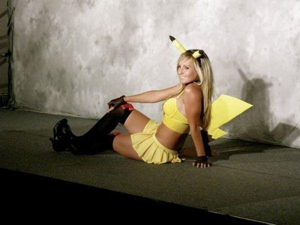 Jessica Nigiri - the sexiest Pikachu Girl (41 pics)