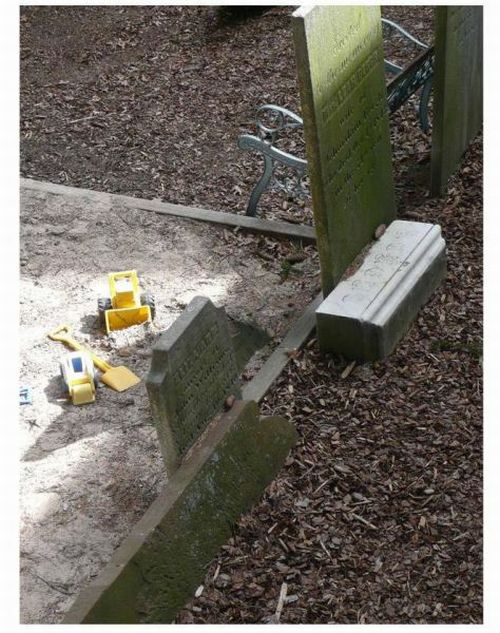 Cemetery Playground (5 pics)
