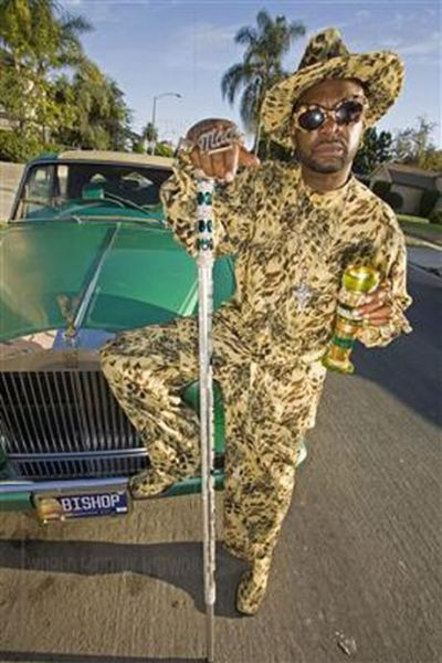 """Don """"Magic"""" Juan - the Most Famous Pimp From Chicago (17 pics)"""