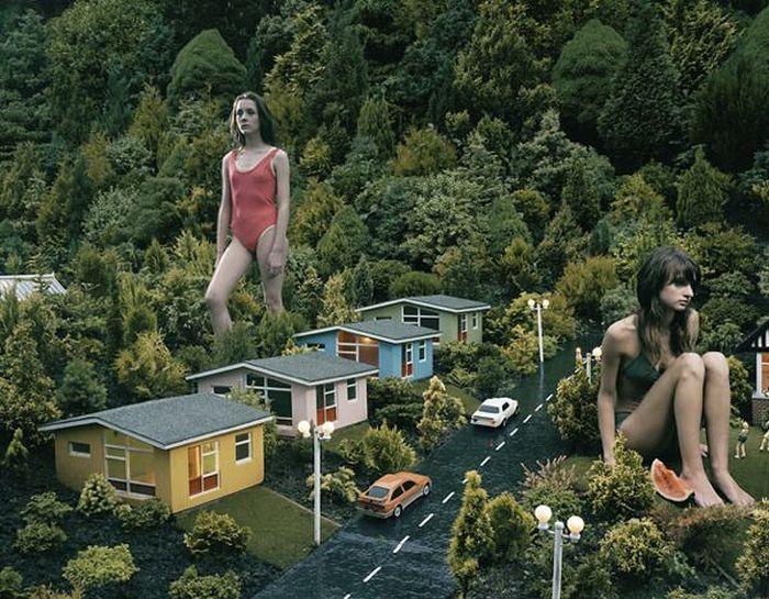 Creative Photographs by Julia Fullerton-Batten (40 pics)