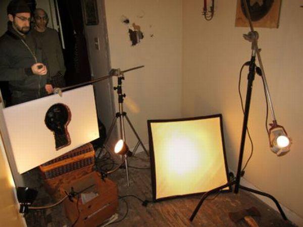 Making Keyhole by Joshua Hoffine (15 pics)