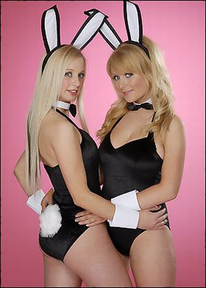 Sexy Easter Bunnies (62 pics)
