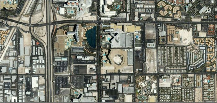 World Cities Seen From Above (22 pics)