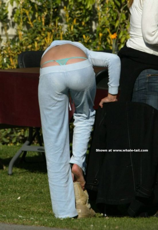 Celebrity whale tail forums