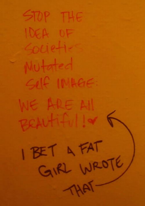 Funny Bathroom Writings (14 pics)