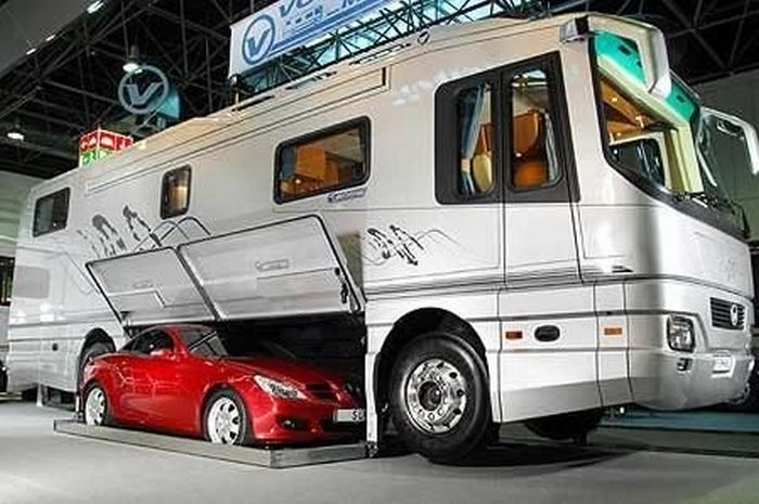 Luxurious Means of Transportation (42 pics)