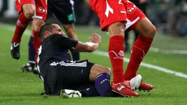 Worst Soccer Injuries (15 pics)