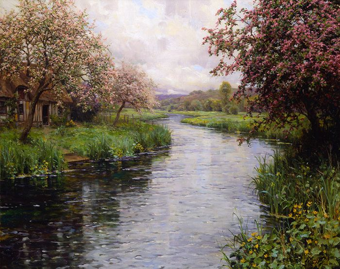 Beautiful Paintings by Louis Aston Knight (15 pics)