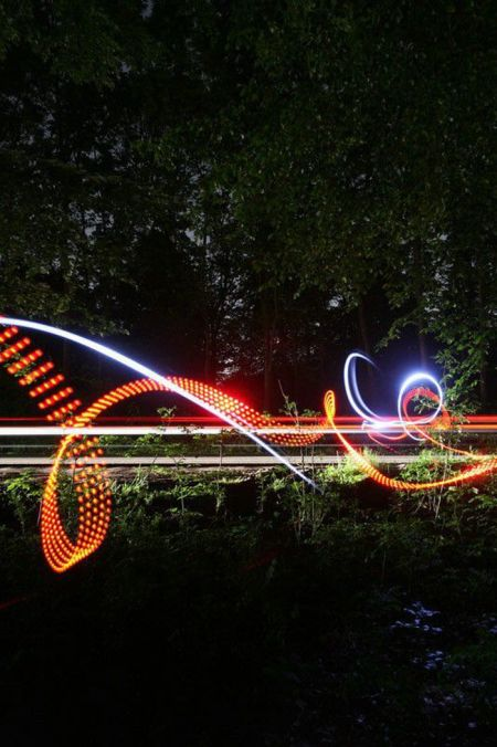 Drawings by Light (51 pics)
