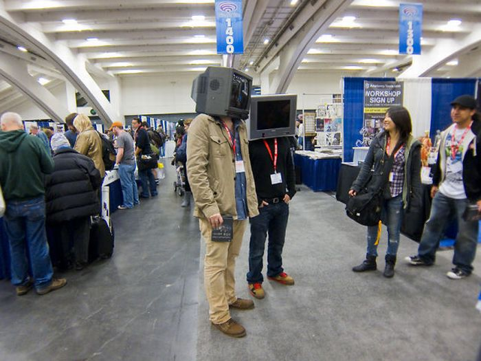 Worst of WonderCon 2010 Costumes (35 pics)