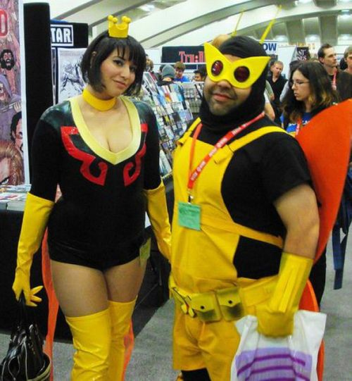 Worst of WonderCon 2010 Costumes (35 pics)