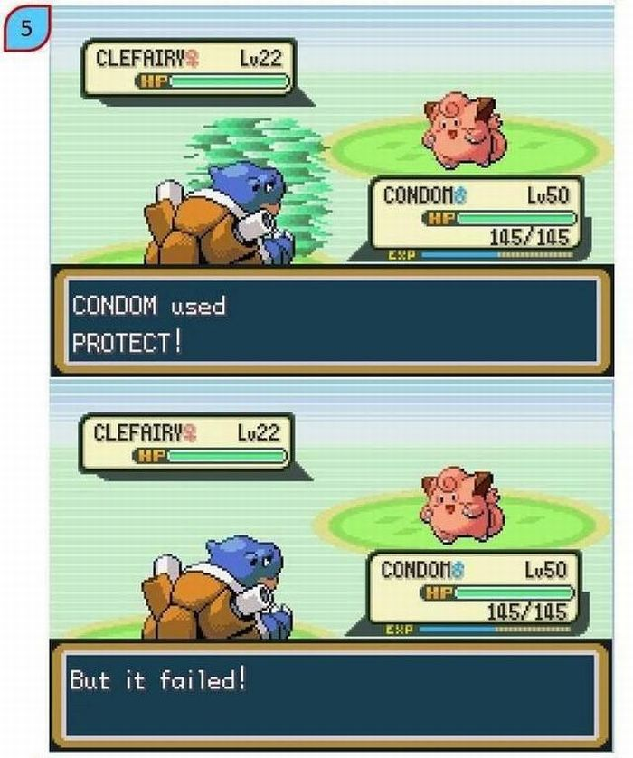 Pokemon Comic (10 pics)