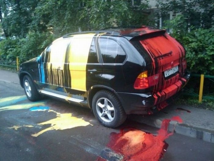 Revenge is Sweet (31 pics)