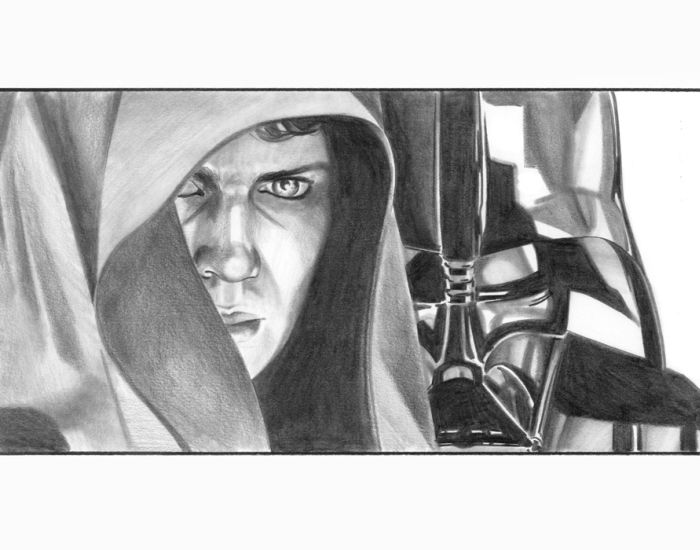 Pencil Drawings by Brian Rood (32 pics)