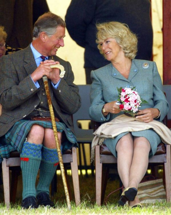 Prince Charles. From the Early Years to Present (30 pics)