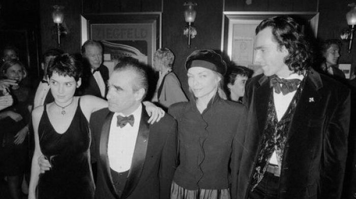 Rare Photos of Famous People. Part 4 (92 pics)