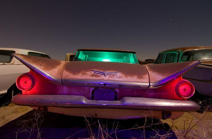 Abandoned Cars of America (42 pics)