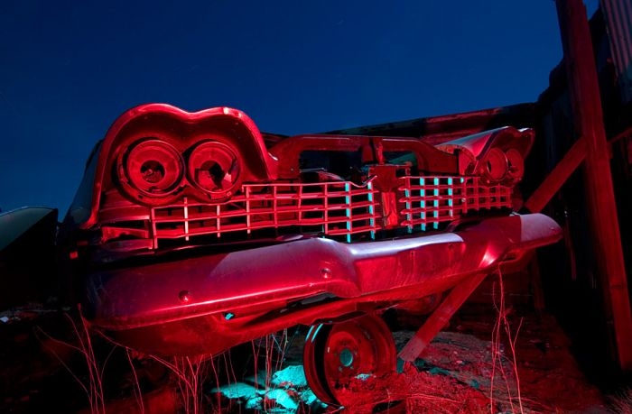 Abandoned Cars of America (42 pics)