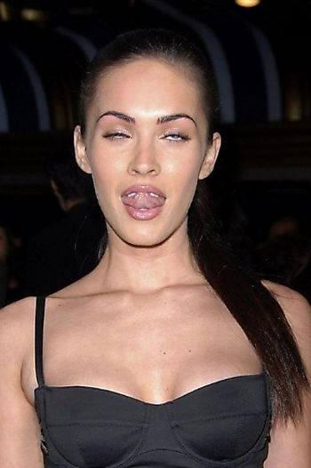 Best Celebrity O-Faces (47 pics)