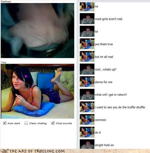 The Best of Chatroulette Trolling (49 pics)