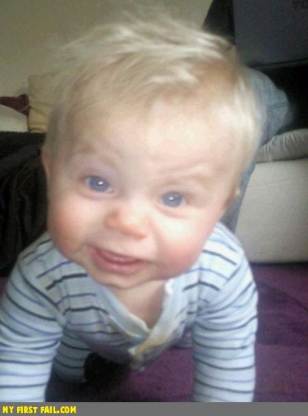 Funny Babies Faces (80 pics)