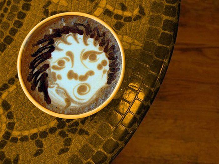 Latte Art (49 pics)