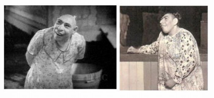 Schlitzie Surtees - The Most Famous American Freak (22 pics)