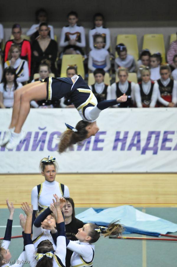 Moscow Cheerleading Championship (22 pics)
