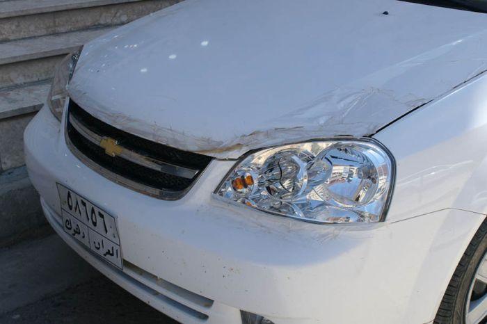 Cars in Iraq (15 pics)