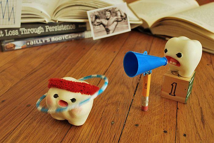 My Milk Toof - the Life of Milk Teeth (73 pics)