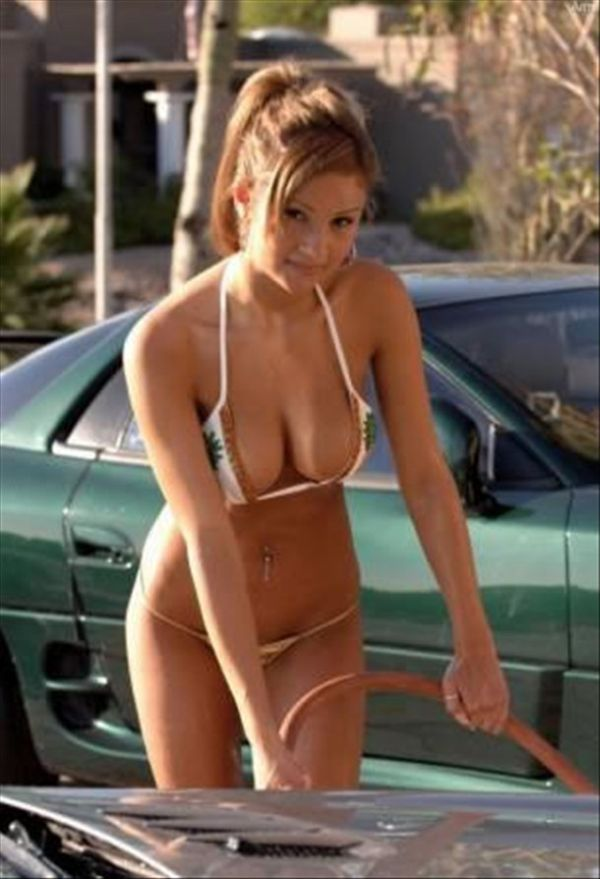 Sexy Car Wash Girls Car Zone