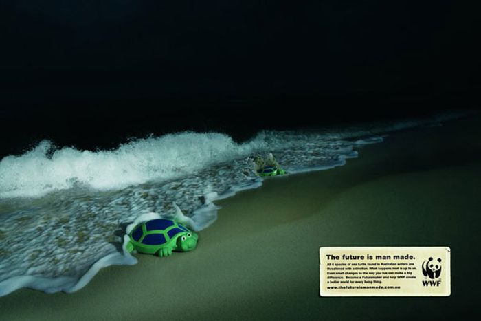 The Best WWF Ads (31 pics)