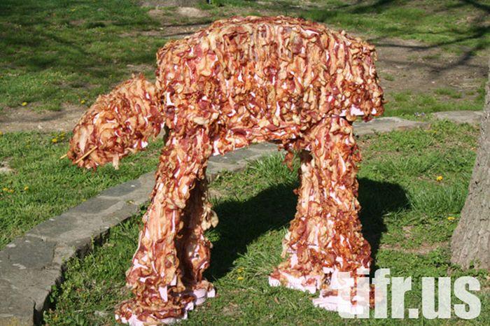 Bacon AT-AT (6 pics)