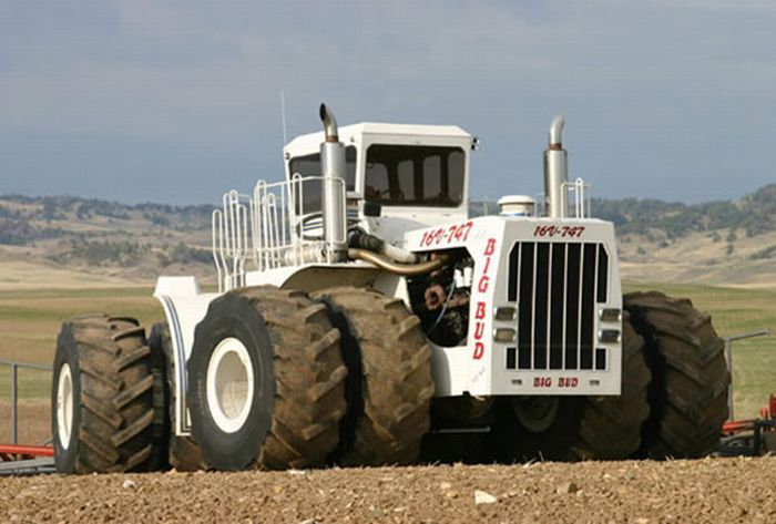 Big Bud Tractor - Bing images