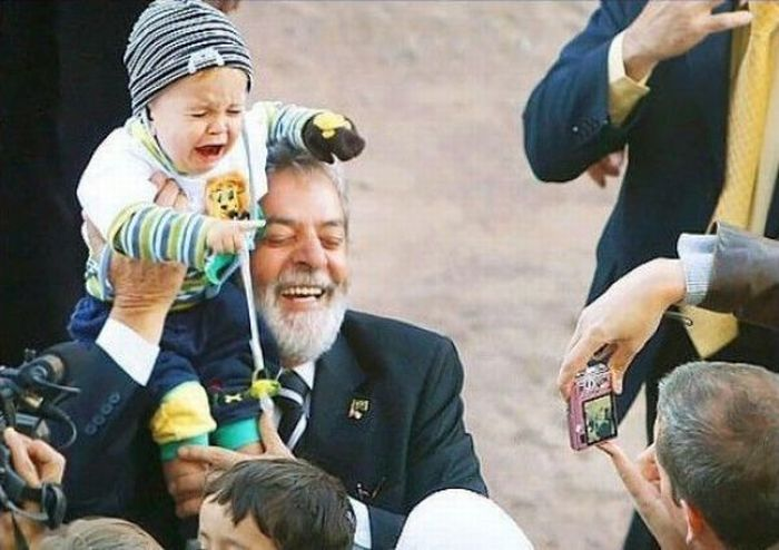 Children and Politicians (35 pics)