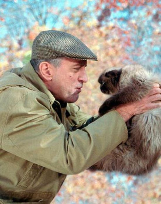 Famous People and Animals (66 pics)