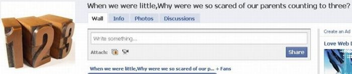 Funny Facebook Fan Pages (20 pics)