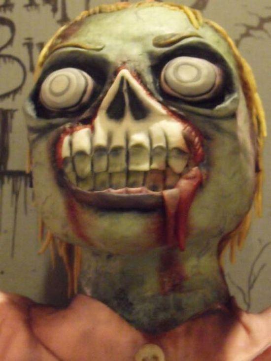 Zombie Cake (13 pics)