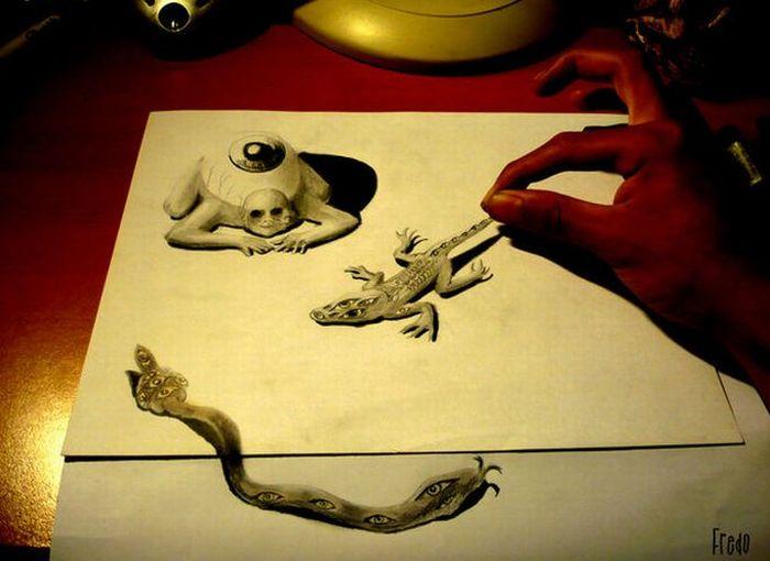 imagenes tridimensionales