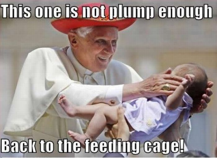 Evilest Pope Pictures (12 pics)